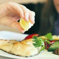 O peixe é uma das boas fontes de formação de sangue no corpo.